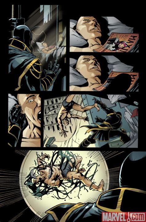 dark reign  list avengers preview