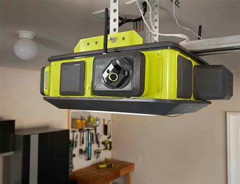 Ryobi Ultraquiet Garage Door Opener » Gadget Flow