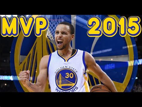 Stephen Curry 2015 NBA MVP - YouTube