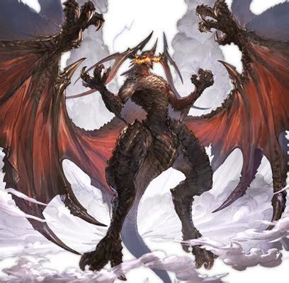bahamut granblue fantasy wiki