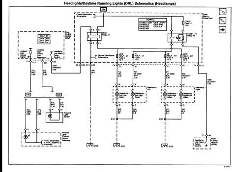 Diagram Chevrolet Trailblazer Engine
