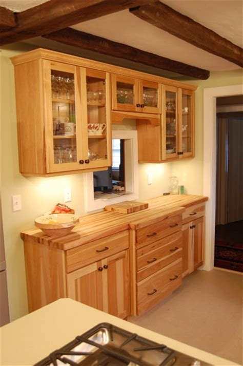 hickory cabinets laminate countertop maloney contracting