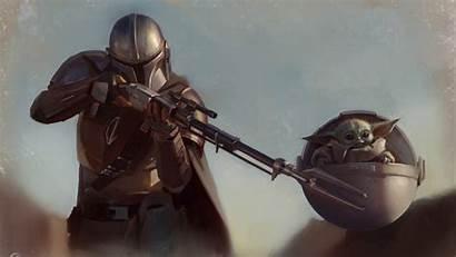 Mandalorian Yoda 4k Wallpapers Wars Theories Season
