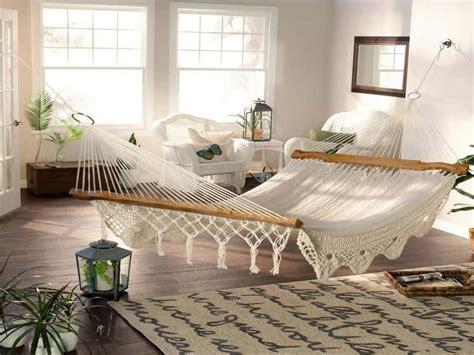 beautiful indoor hammock beds decor ideas