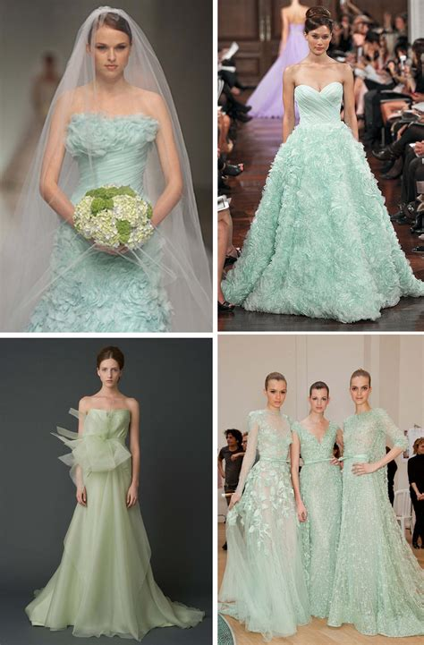 inspiring mint green wedding ideas lianggeyuan
