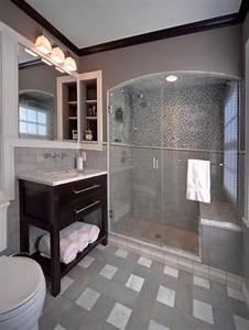 28, Grey, And, White, Bathroom, Tile, Ideas, And, Pictures
