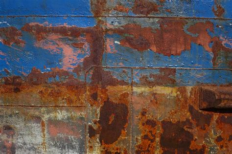 Big Boat In Rust by Prevent Corrosion Hi Tide Boat Lifts