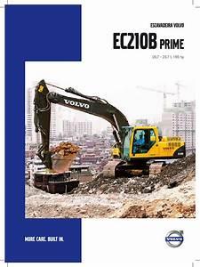 Ec210 Volvo