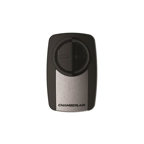 chamberlain garage door opener remote shop chamberlain universal 2 button visor garage door