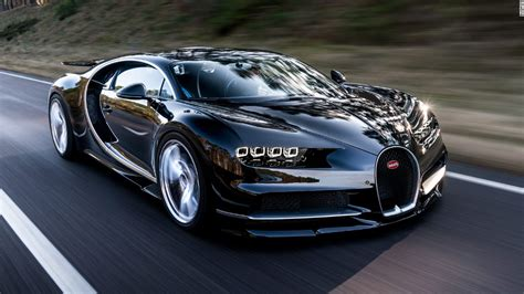 Bugatti Reveals The Next 'world's Fastest Supercar' Cnn