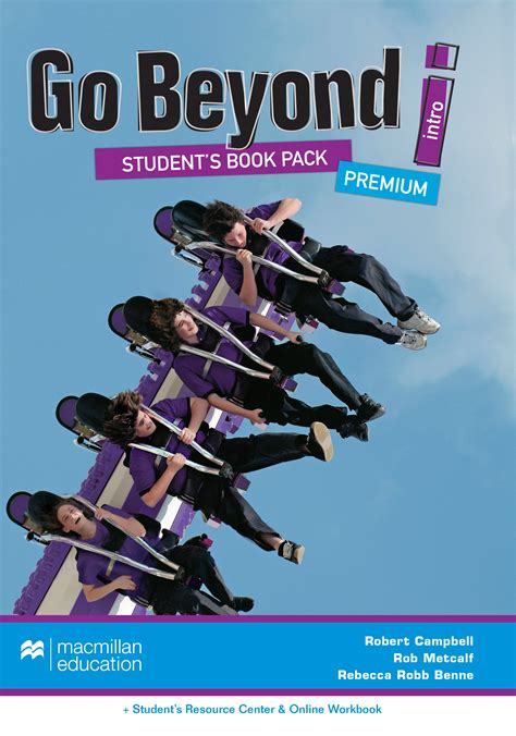 Go Beyond Intro Level Student's Book Pack Premium