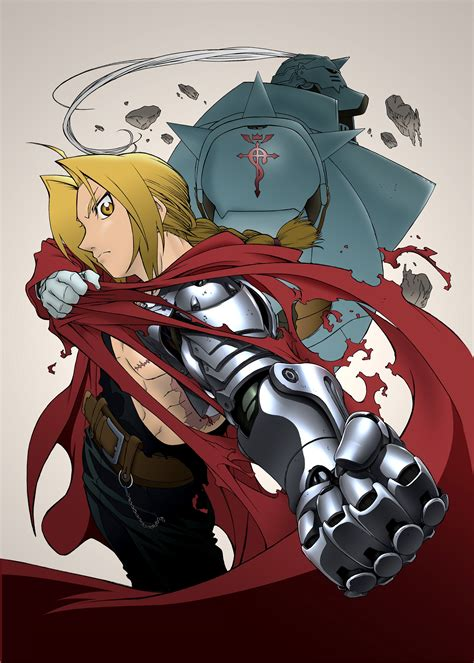 anime elric edward elric alphonse wallpapers hd