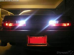 2010 Toyota Camry Led Lights Streetfx Motorsport And Graphics White Ba15s 1156 S13