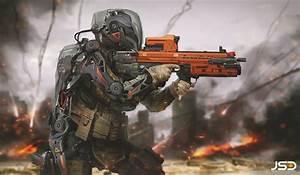Future Soldier by Dilemmachine3 on DeviantArt