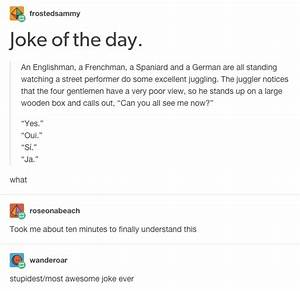 18 Of The Best ... Funny Jokes