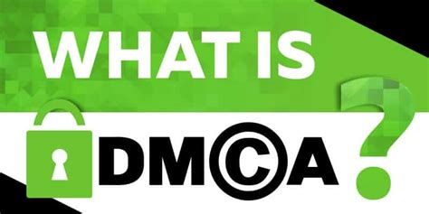 What Is DMCA? A Guide to Copyright Law