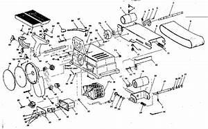 Craftsman Belt And Disc Sander Parts