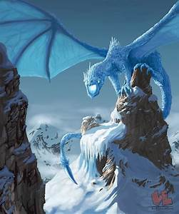 DragonsFaeriesElves&theUnseen : Ice Dragons - Legend/Myth