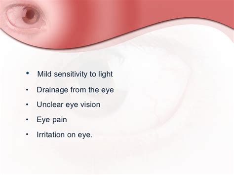red eye painful sensitivity to light what causes eye pain and sensitivity to light