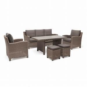 Lounge Set Rattan : kettler palma sofa set rattan ~ Whattoseeinmadrid.com Haus und Dekorationen