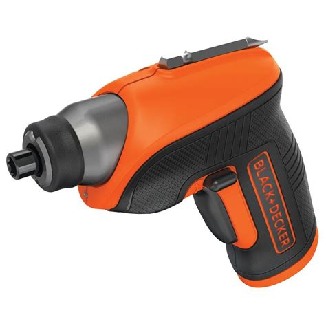 black decker 12 volt nicd cordless drill with stud sensor and storage bag with battery 1 5ah
