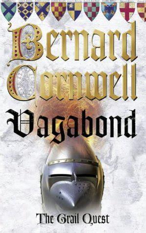 vagabond  grail quest   bernard cornwell