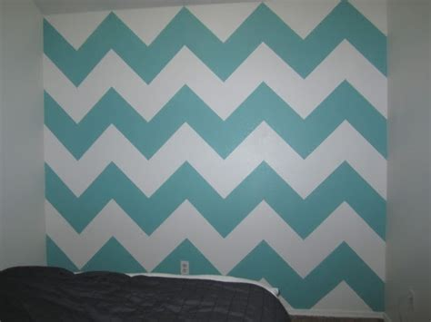 Bedroom Paint Ideas Chevron by Best 25 Painting Chevron Walls Ideas On