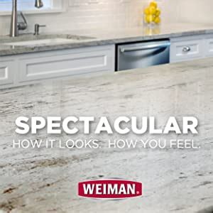 Amazon.com: Weiman Granite Wipes - Clean, Brighten, and
