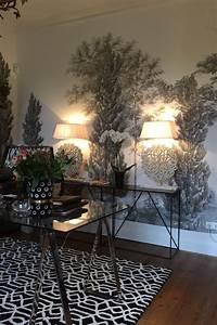 Papier Peint Ananbo : papier peint cypr s et acacias ananb muurkunst decor wallpaper en furniture ~ Melissatoandfro.com Idées de Décoration