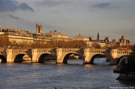 Bateau Mouche Facts by Interesting Facts About The Seine River Just Fun Facts