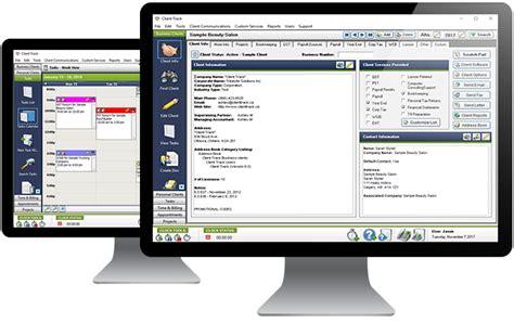 client track practice management software
