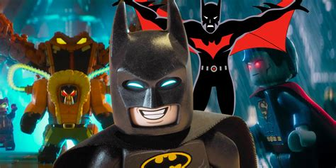 The Lego Batman Movie Easter Eggs & References