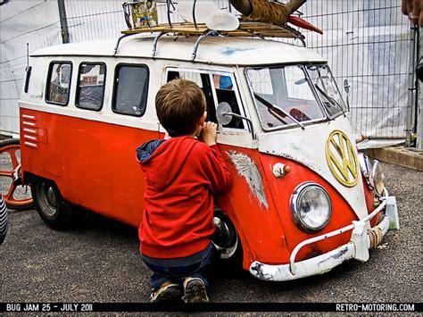 Cute Kid's Vw Camper Van Pedal Car  Love Cars & Motorcycles