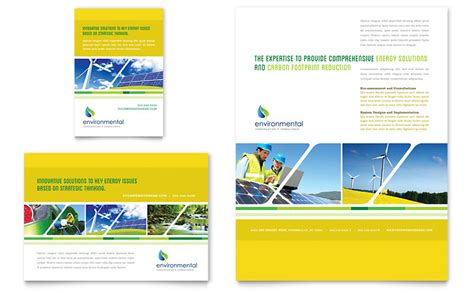 one page flyer template 1 page flyer template environmental conservation flyer ad