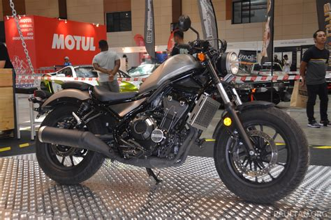 2017 Honda Rebel Shown At Art Of Speed