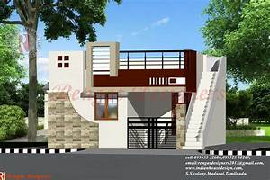 Indian House Design Single Floor Designs