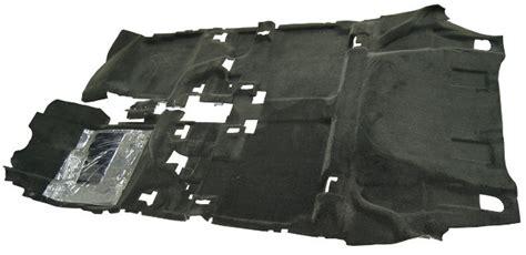 2011-2012 Chevy Equinox Gmc Terrain Full Front Floor