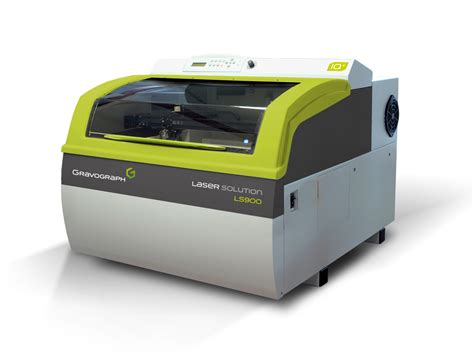 Laser Gravograph