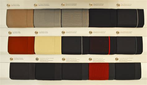 bmw interior colors color and trim options for the update 1er