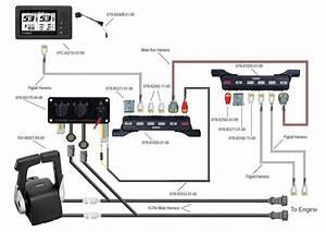 Yamaha Outboard Gauges Wiring Diagram