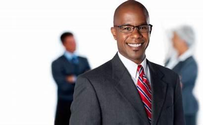Businessman Job Career Professional African Seeker Seekers