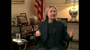 Hillary Clinton Quot We Came We Saw He Died Quot Gaddafi Youtube