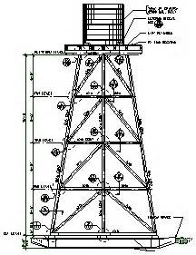 open floor plan blueprints water towers engineered plans for 4 story open framed tower