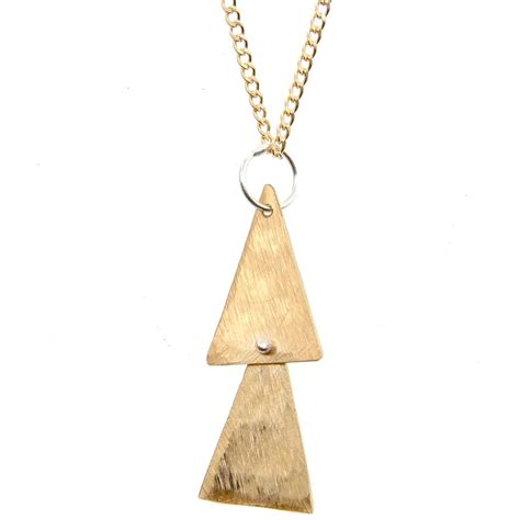 Peaks Necklace by Rand Papele   NEWTWIST