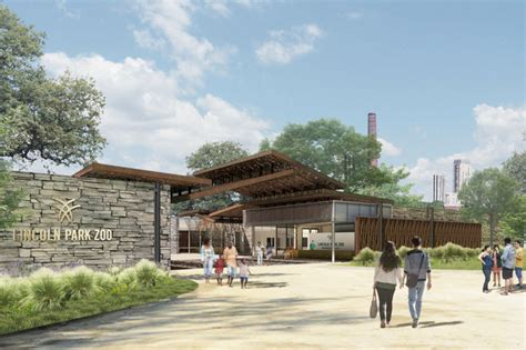 Zoo Getting New Visitor Center To Replace Gateway Pavilion