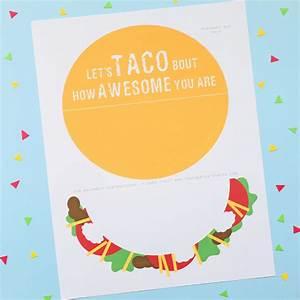 Taco Gift Card Holder - thecraftpatchblog.com