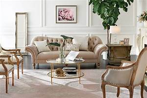 Vintage, Glam, Living, Room, U2013, Shop, By, Room, U2013, The, Home, Depot