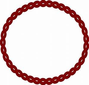 Rope Circle Clip Art at Clker.com - vector clip art online ...