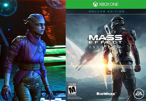 Hot 1212 Reg 30 Mass Effect Andromeda Deluxe