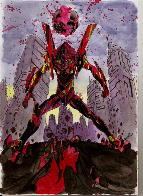 anime evangelion capitulo 6 5053 best images about ilustraci 243 n on of